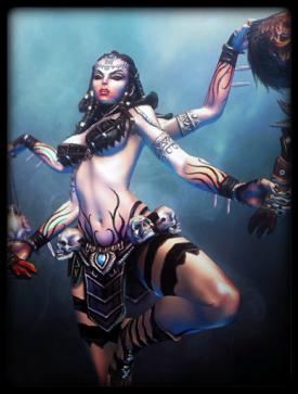 Demon Slayer skin card