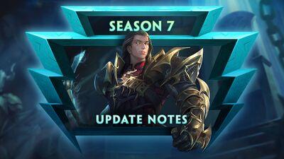 7.1 - Season 7 Update