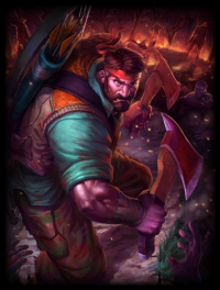 The Survivor Ullr