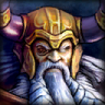 Retro Odin Avatar