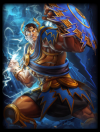 Original Almighty Skin card