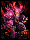 Original Cacodemon Skin card