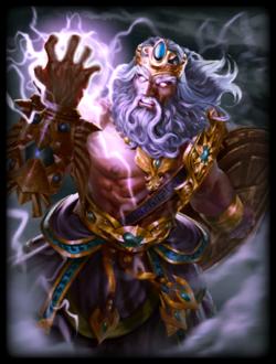 Wrath of Olympus Zeus
