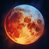 Blood Moon Emote