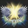 Cherub Wings Jump Stamp