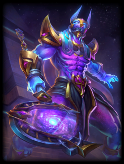 T Anubis CosmicPower Card.png