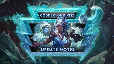 Goddess of Rivers Update