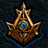 S1 Joust Gold V Icon