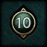 10 God Mastery Avatar