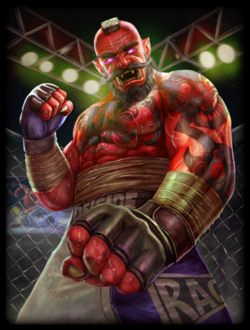 T Ravana MMA Card.png