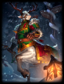 T Chiron Reindeer Card.png