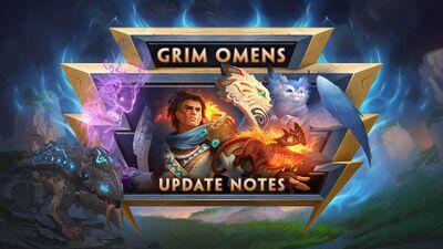 7.3 - Grim Omens Update