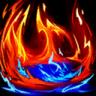 Phoenix Fire Fountain skin