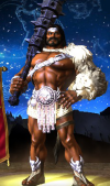 Original Lion of Olympus Skin model