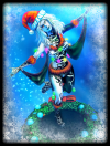 Original Jingle Hel Skin card