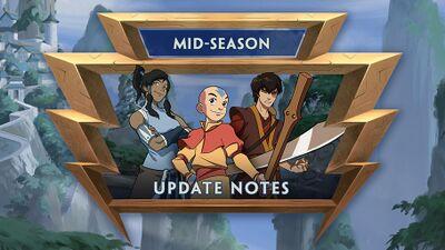 7.7 - Mid-Season Update