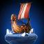 Viking Raider Ward Skin