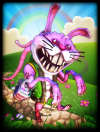 Original Feaster Bunny Skin card