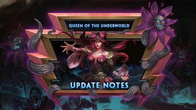 Queen of the Underworld Update