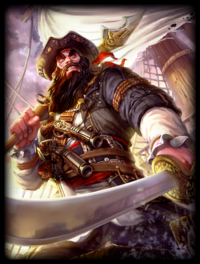 Dreadbeard Poseidon