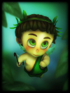 Original Forest Nymph Skin card