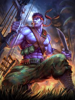 Last Commando Rama