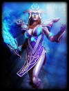 Original Frost Maiden Skin card