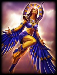 Golden Isis