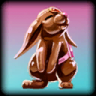 Chocolate Rabbit Avatar