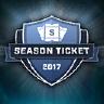 Season Ticket Summer 2017 Jump Stamp