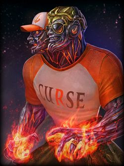 Curse Agni