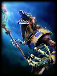 Gravehound Anubis