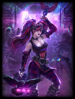 T TheMorrigan Goth Card.png