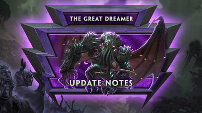 7.6 - The Great Dreamer Update