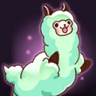 Alpaca Jump Stamp