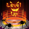 Spooky Buzzsaw Level-Up Skin