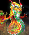 Original Sacred Dragon Skin model