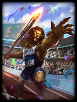 Olympian Anhur