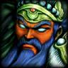 Retro Guan Yu Avatar