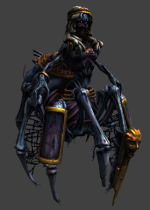 Cryptwalker Arachne