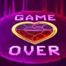 Game Over Death mark