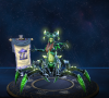 Original Toxic Caress Skin model