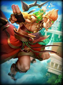 Battle Bard Apollo