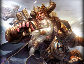 Odin Official Hand Of The Gods Smite Tactics Wiki