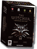 The Witcher: Enhanced Edition boîte du jeu