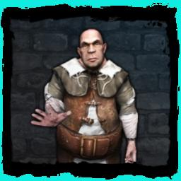 Griffarin, tavernier et vétéran de guerre