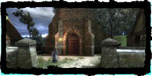 Chapelle dans les faubourgs