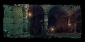 Witchers' laboratory