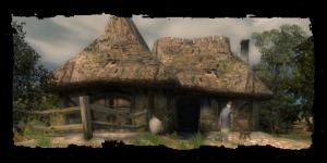 Cabane du chef du village