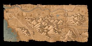 les montagnes d'Amelle